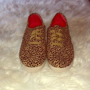 Boutique Leopard Sneakers